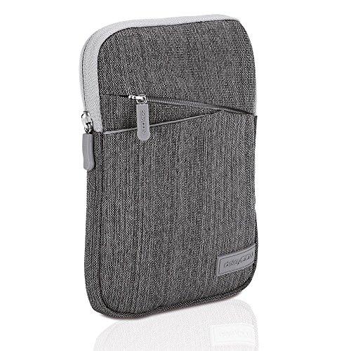 deleyCON Tablet Tasche / Schutzhülle / Etui / Case für Tablets und eBook-Reader bis 7