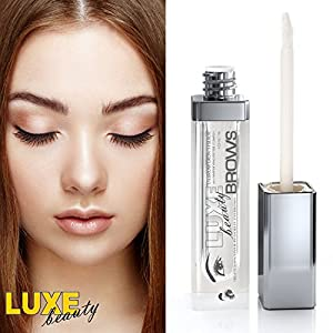 LUXE Beauty Lash & Brow Growth Products Eyebrow Growth Serum for Men and Women, 0.23 oz./7 mL