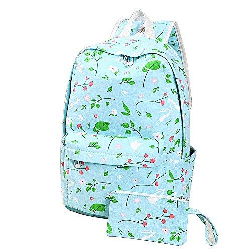 moolecole-lotus-pond-rucksack-lightweight-canvas-bookbags