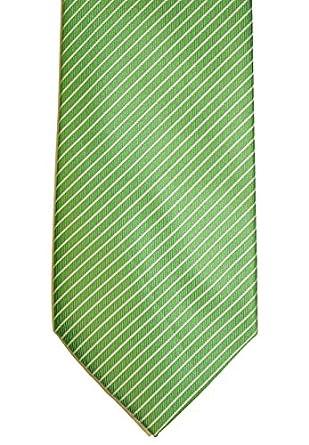 Corbatas Eva Salinero - Corbata con Rayas de Microfibra de ...