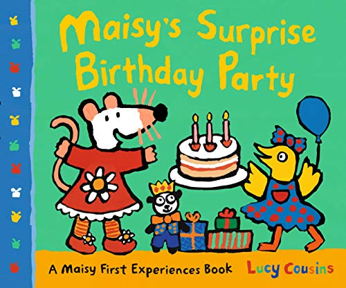 Book Cover: Maisy's Surprise Birthday Party