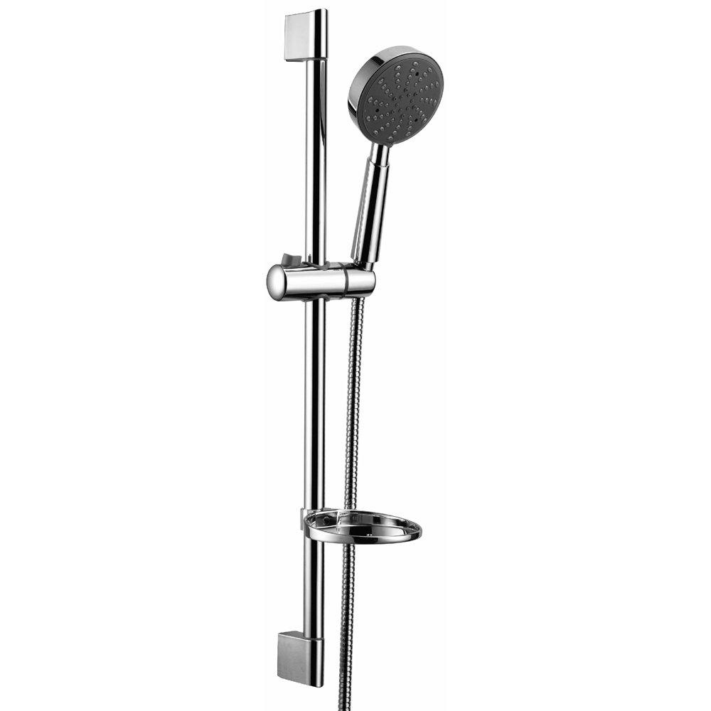Chrome Dawn Kitchen /& Bath Products Inc. Dawn R28060102 Multifunction Handshower with Slide Bar