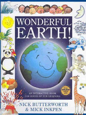 Wonderful Earth!: An Interactive Book for Hours of Fun Learning