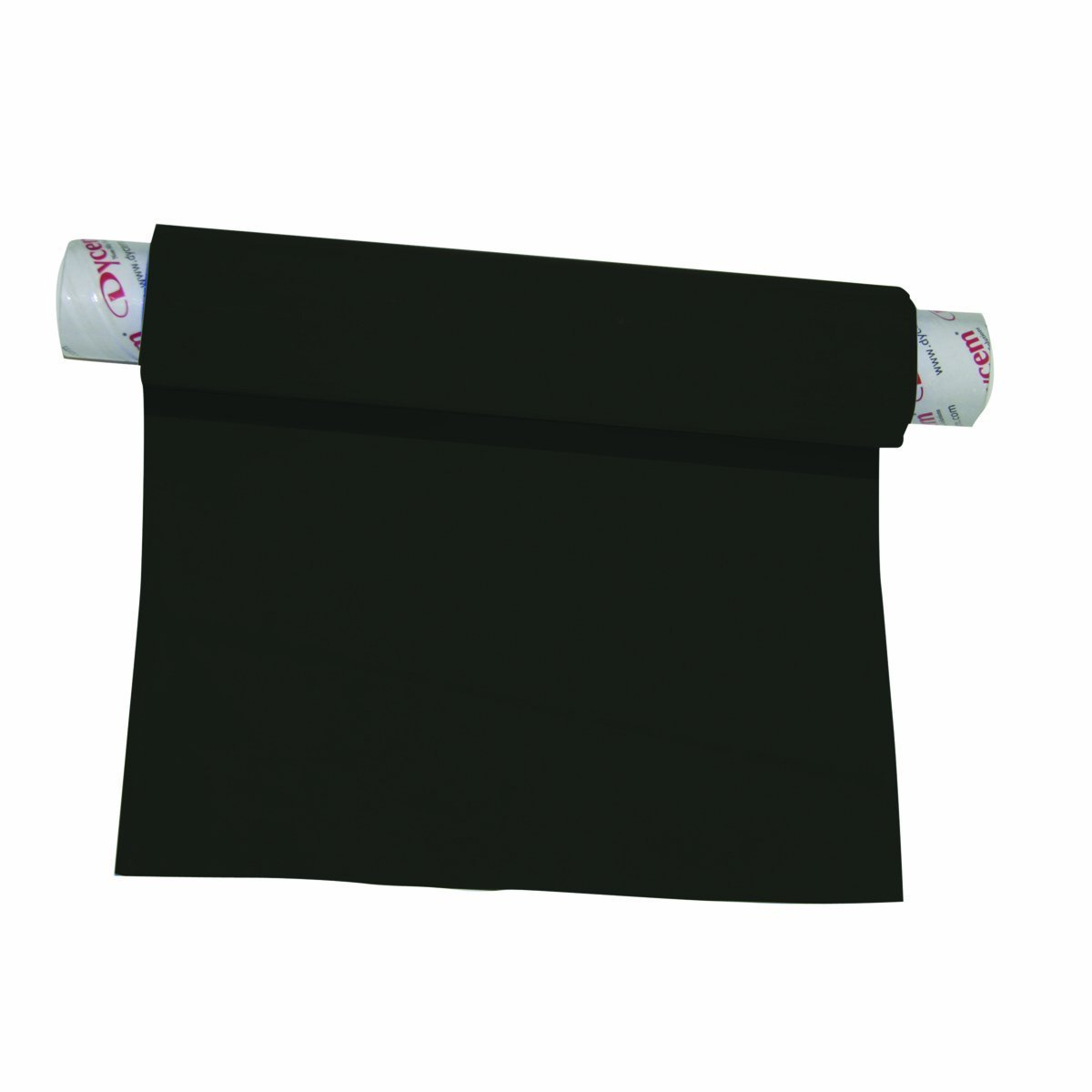 "Dycem Non-Slip Material, Roll, 8"" X3-1/4 Foot, Black"