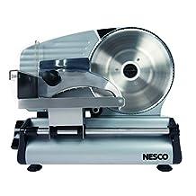 """Nesco FS-250 180W Food Slicer with 8.7"""" Blade"""