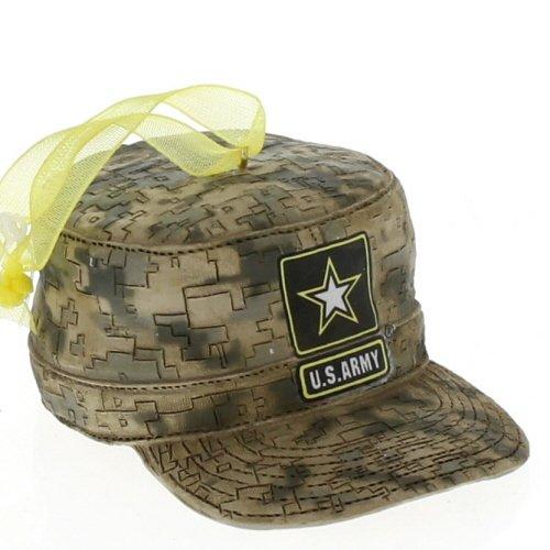 Kurt Adler U.S. Army ACU Cap Christmas Ornament