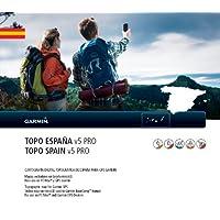 Garmin Topographische Karte Topo Spanien V5 Pro mit ActiveRouting Funktionen und über 2000 Rad & Wanderwege