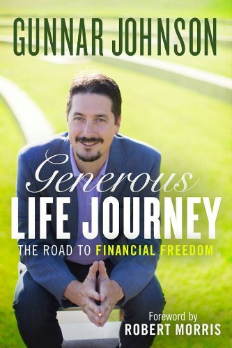 Generous Life Journey - Study Guide & DVD by Gunnar Johnson (2013-05-03) pdf epub