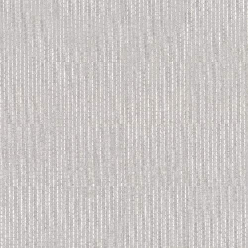 Dear Stella Designs Can You Dig It Dotted Line Nimbus Grey Fabric Fabric by the Yard