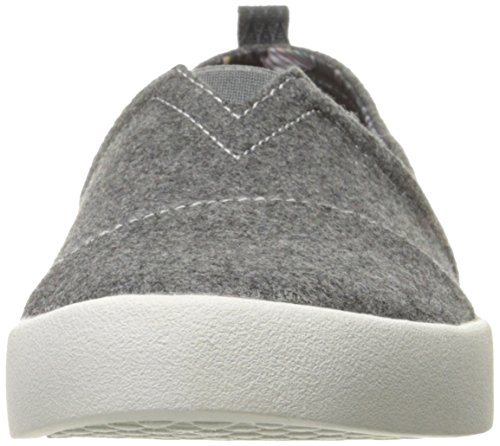 Skechers BOBS Women's Bobs-b Love Flat, Charcoal, 5.5 M US by Skechers (Image #4)'