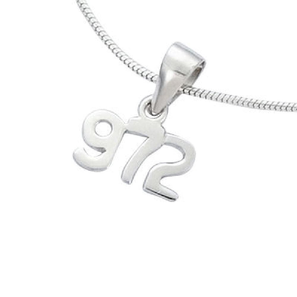 So Chic Jewels Sold alone: chain not included 925 Sterling Silver 972 Martinique Island Madinina Pendant