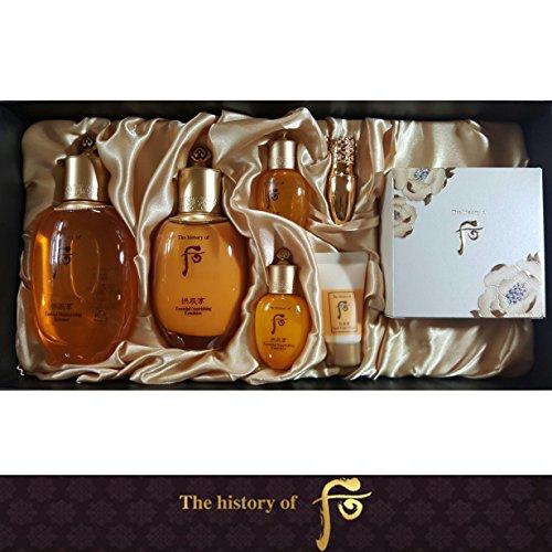 フリッパーサイレントコメント[The History Of Whoo] Whoo 后(フー) Gongjinhyang Royal Court Inyang 3EA ゴンジンヒャン Special Set/宮廷セット 引き揚げ 3種 のスペシャル 3種セット[海外直送品]