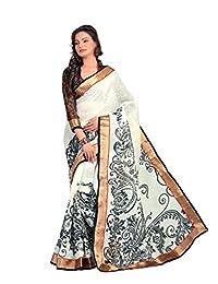 Ethnicfashionista Jute Cotton Designer Saree SH 749