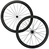 Best Carbon Wheels - Wilee Bike 50mm Clincher Road Carbon Wheelset 3K Review