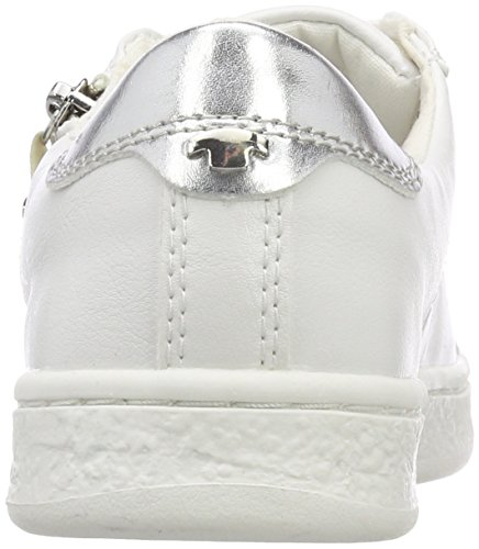 Tom Tailor 4892701, Espadrilles Femme Weiß (White)