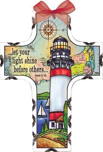 Lighthouse Suncatcher (5.5