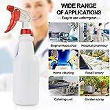 Large Mist Spray Bottle for Plants, 25OZ Liquid