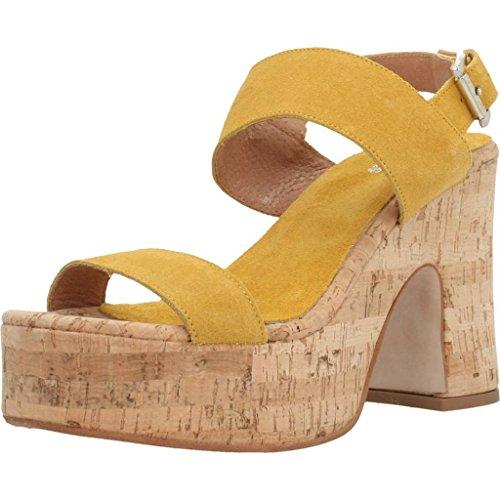 Donne Estelle Giallo E Sandali Giallo Le Modello Yellow Per ocre Marca Colore Infradito Donne xPqwxX1H