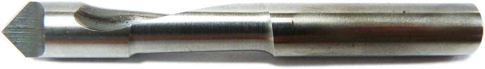 Panel Pilot Bits W//Low Spiral Flutet HSS 3//8-Inch