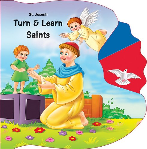 Read Online Saint Joseph Turn & Learn Saints (St. Joseph Kids' Books) pdf epub