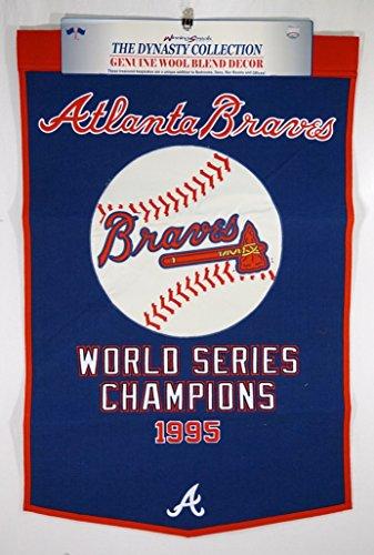 - Winning Streak MLB Atlanta Braves Dynasty Banner
