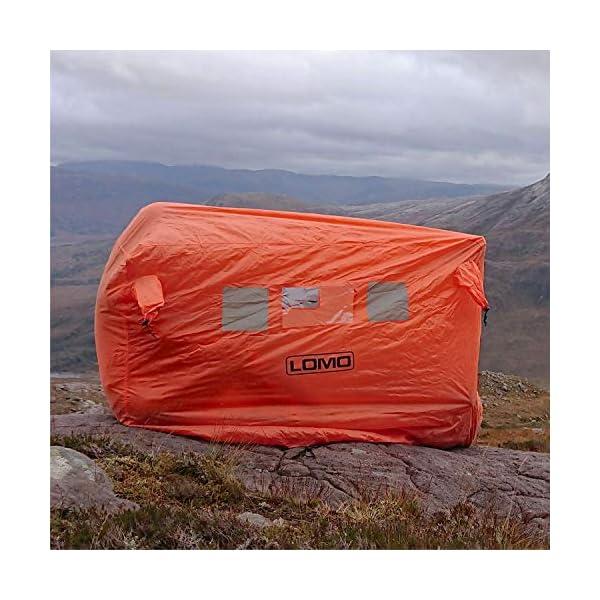 Lomo Emergency Shelter Bothy Bag 4