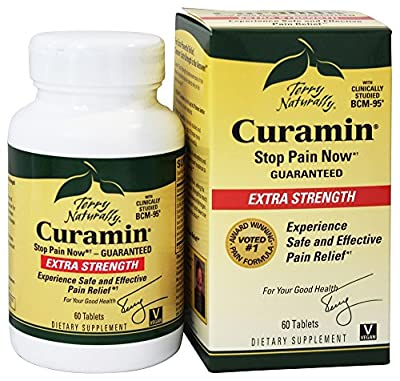 EuroPharma - Terry Naturally Curamin Extra Strength with BCM