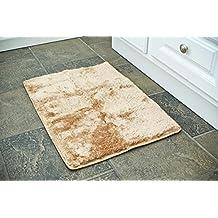 20x32 Beige bath room floor mat