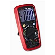 Triplett 9007 High Performance Digital Multimeter, 31 Measurement Ranges (Discontinued by Manufacturer)
