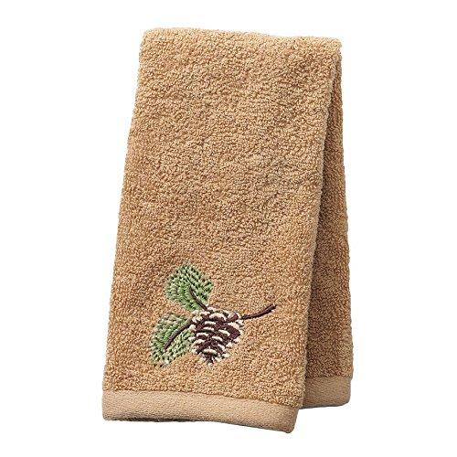 ''Pinehaven'' Bathroom Shower Collection - Set of 2 Fingertip Towels