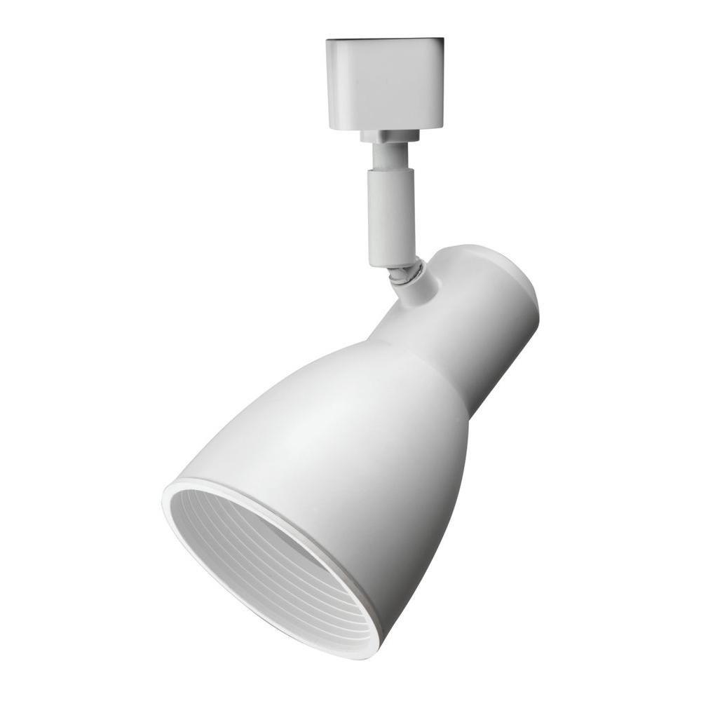 amazoncom lithonia lighting lthstbf br30 dbl m4 step baffle track head black home improvement