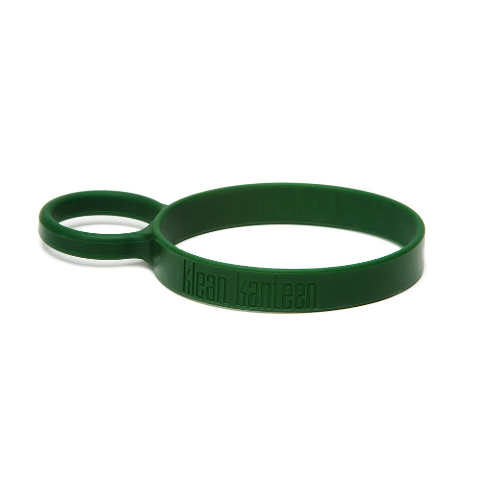 KLEAN KANTEEN Silicone Pint Cup TO Go Ring (Dark Green) KPNTR-DG