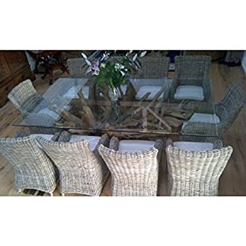 Inspiring Furniture Ltd Extra Large 2 4 M Rectangulaire En Teck