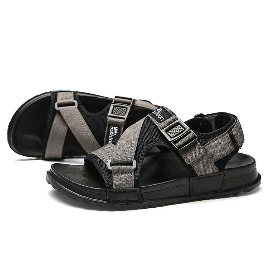 Summer Couple Sandals, CSSD Classic Flat Shoe Casual Outdoor Beach Sandals 21 19