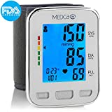 Blood Pressure Cuff Wrist - Blood Pressure Monitor and Portable Fully Automatic BP