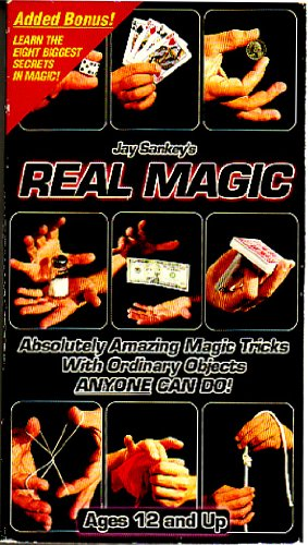 Jay Sankey's Real Magic (Sankey Tv)