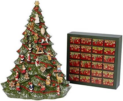 [해외]Villeroy & Boch Multi Colour Advent Calendar Tree / Villeroy & Boch Multi Colour, Advent Calendar Tree