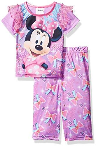 Disney Girls Minnie Mouse Pajama