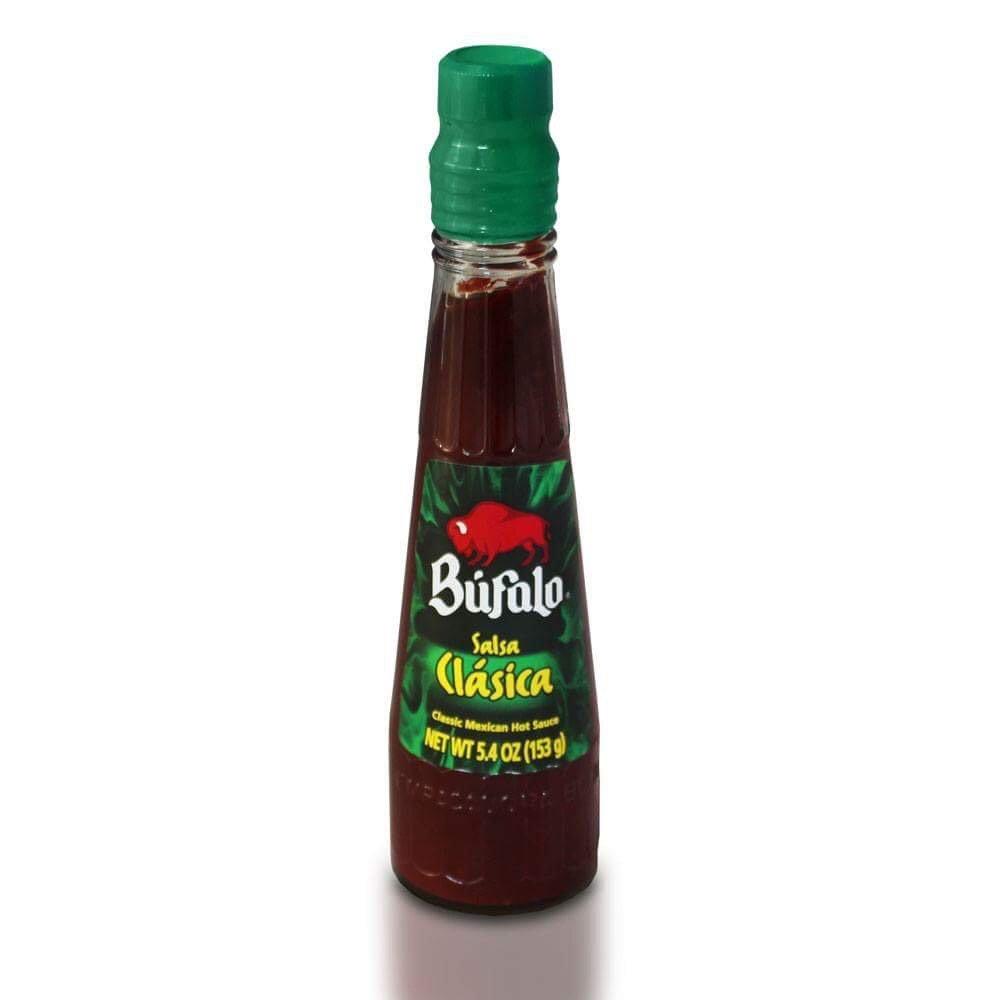 Salsa picante mexicana Bufalo Salsa Clasica: Amazon.com ...