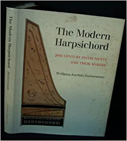 The modern harpsichord