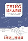 Books : Thing Explainer: Complicated Stuff in Simple Words