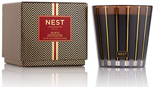 Nest 3 Wick Candle - NEST Fragrances 3-Wick Candle- Hearth, 21.2 oz