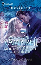 Holiday with a Vampire II: A Christmas Kiss\The Vampire Who Stole Christmas (Silhouette Nocturne (Numbered))