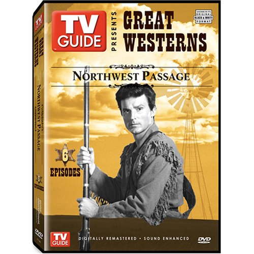 TV Guide: Great Westerns: Northwest Passage by Genius Products