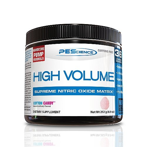 PES High Volume Cotton Candy 18 Servings