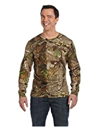Code Five Officially Licensed REALTREE® Camouflage Long-Sleeve T-Shirt (3981) APG