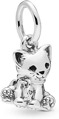 charm gatto pandora originale