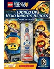 World of NEXO KNIGHTS Official Guide (LEGO Nexo Knights)