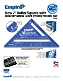 Empire Level E2994 7-Inch High Definition Rafter Square