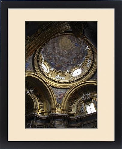 Framed Print of Europe, Spain, Madrid. Royal Chapel of the Palacio Real, Madrid by Fine Art Storehouse